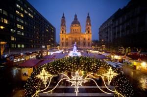 Budapešť - advent-8