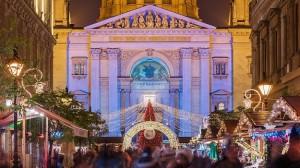 Budapešť - advent-7