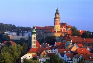 Údolím Vltavy proti prúdu času - Južné Čechy-2