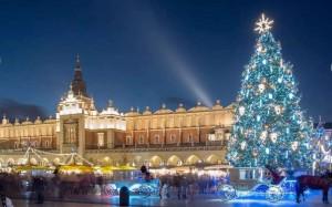 Krakow a Zakopané - advent s chórovým festivalom