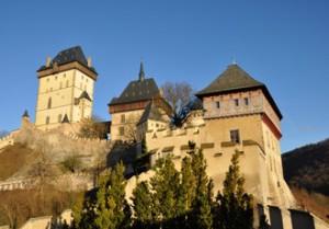 Stredné Čechy - zlatý prsteň Karla IV