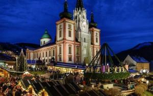 Advent - Mariazell a Krampuslauf-2