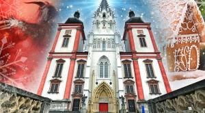 Mariazell - duchovný advent v Alpách