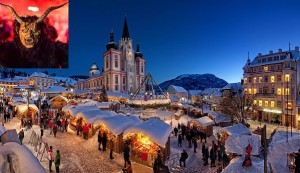 Advent - Mariazell a Krampuslauf