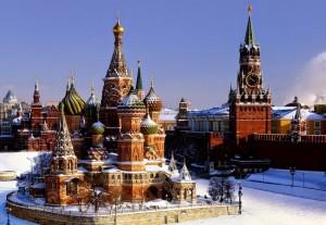 Moskva - Vianočná rozprávka