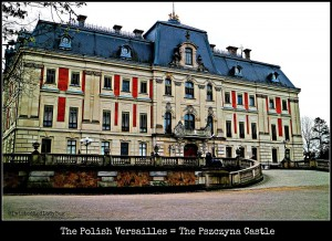 Poľské Versailles, záhrady a Dušičkové nákupy-5
