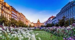 Praha prázdninová a jej kuriozity-2
