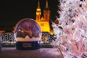 Záhreb - najlepšie adventné trhy v Európe, Varaždin