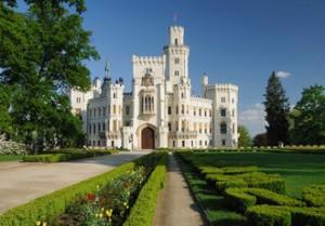 Údolím Vltavy proti prúdu času - južné Čechy