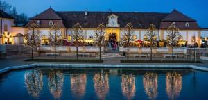 Advent - Schloss Hof, Bratislava a čokoláda